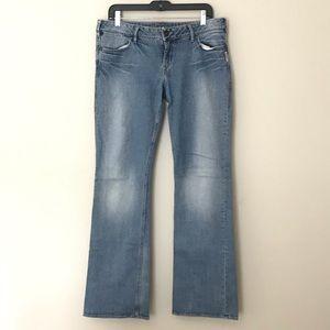 Silver Brand jeans light blue boot cut